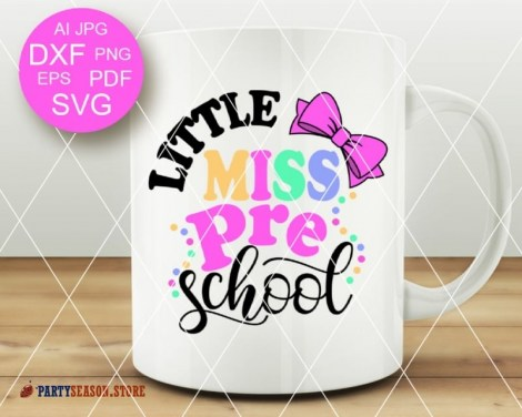 little miss preschool Party Season store 1