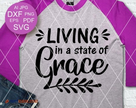 Living in a state of Grace party season 1