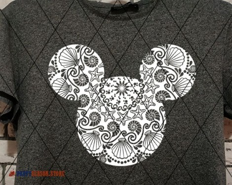 Mandala Mickey sign Party Season store 1