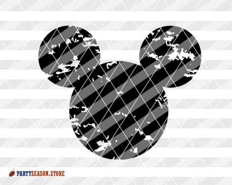 Party Season Store Disney Mickey grunge 4