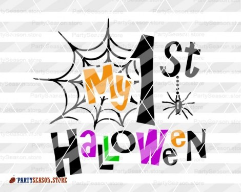 My 1st halloween Party season store 1