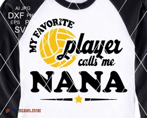 My Favorite Volleyball Player calls me NANA party season 1