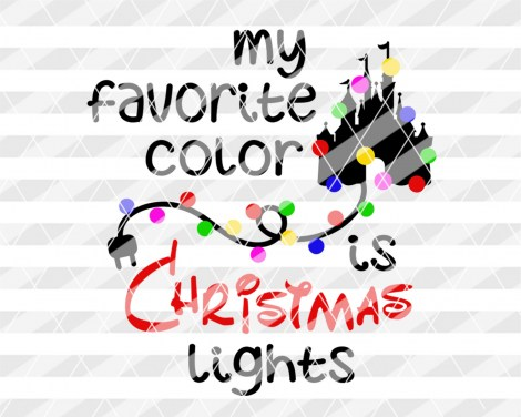 Party Season store christmas lights svg files 3