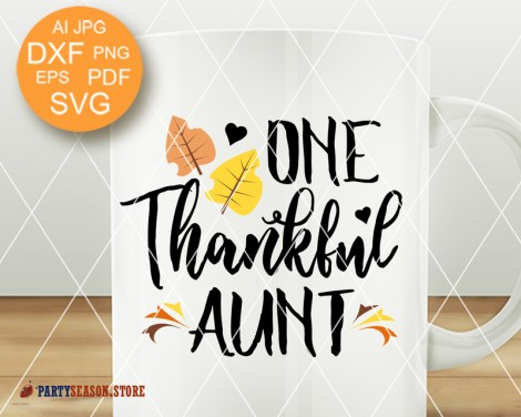 One thankful aunt Party season store 1