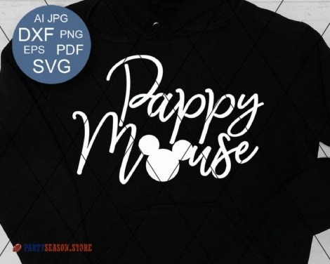 party season store Pappy mouse 1