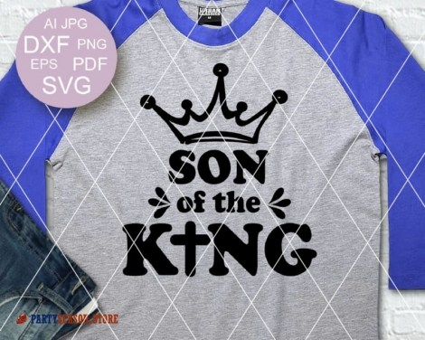 SON of the king Party season store 1