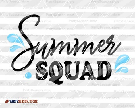 Summer squad Party Season store 3