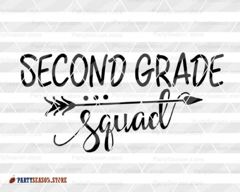 Second grade squad 32 Party Season store
