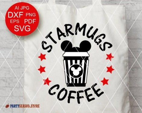 partyseason store Starmugs Coffee Miskey 1