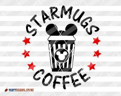 partyseason store Starmugs Coffee Miskey 2
