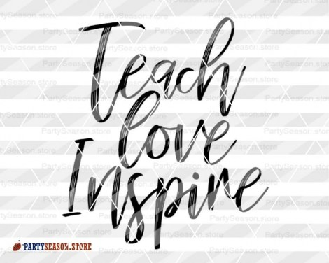Teach love inspire Party Season 1