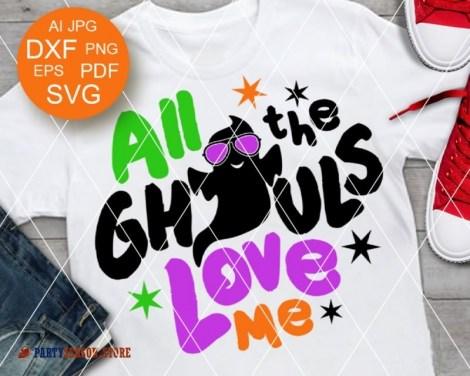 All the Ghouls Love Me Party season 1