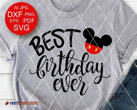 best birthday ever Mickey party season 1