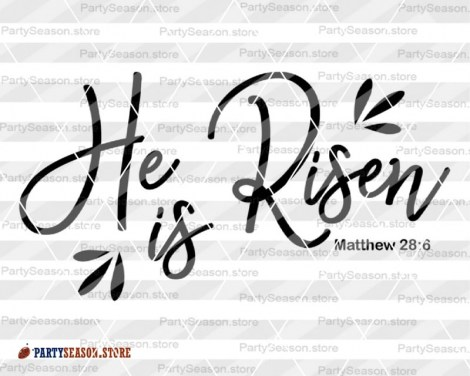 he is risen 23 Party season store