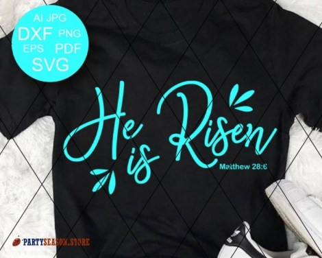 he is risen 21 Party season store