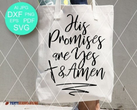 His Promises are Yes and Amen Party season store 2