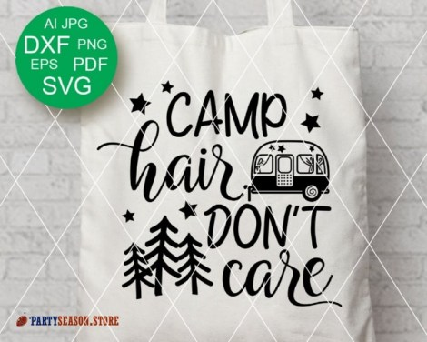 camp hair dont care Party season 1