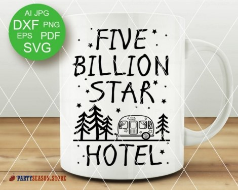 five billion star hotel Party season 3