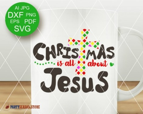 Christmas is all About Jesus Party Season 3