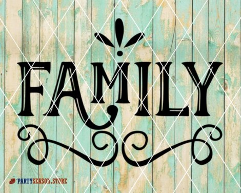 family SVG Party season 2