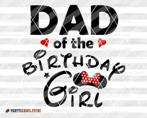 PartySeason Store dad birthday girl 1