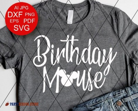 PartySeason Store Birthday mouse 2