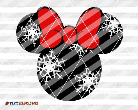 Minnie Snowflakes Party Season 2