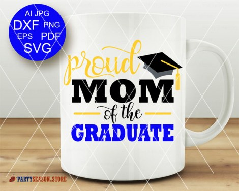 Proud mom of the graduate Party Season store 1