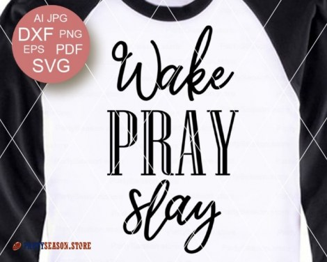 Wake Pray Slay Party season store 1