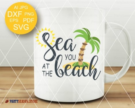 Sea You At The Beach Party Season store 1