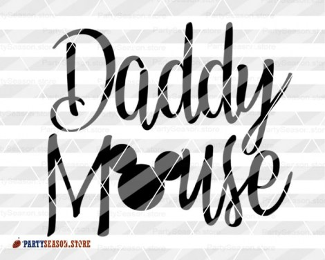 PartySeason Store daddy mouse new 1