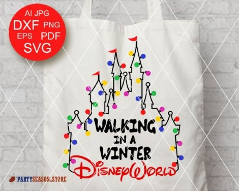 Winter Disneyworld Party Season 1