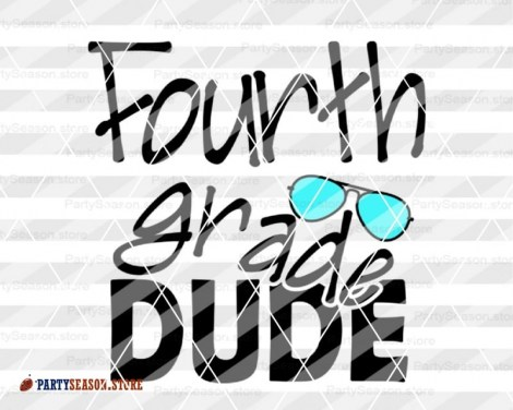 fourth grade DUDE Party Season store 3
