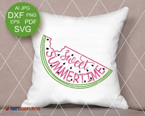 Sweet Summertime Svg Party Season store 1