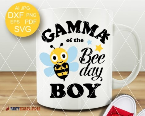 Gamma of the bee day boy Party season 1