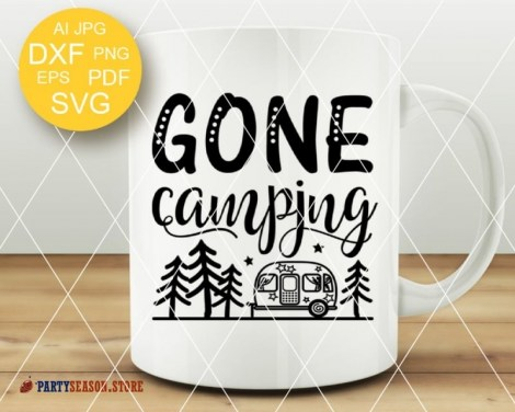 gone camping trailer Party season 3