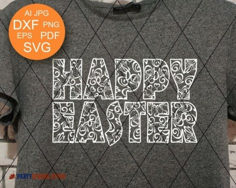 happy easter Quote Mandala party season store 2