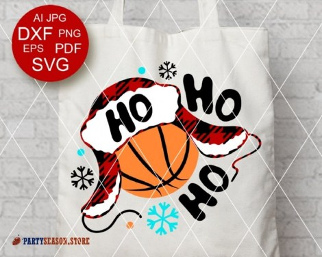 hohoho basketball party season store 2
