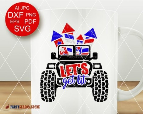 Lets get it Jeep Party season store 2