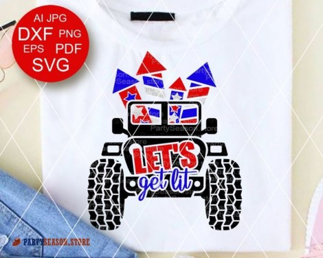 Lets get it Jeep Party season store 1