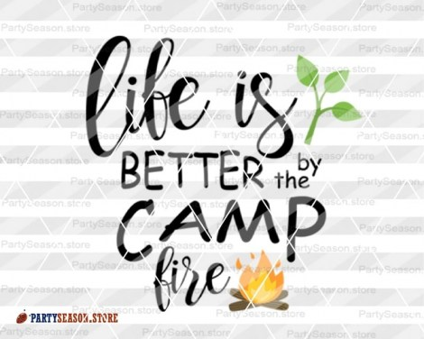 life is better by the camp fire Party season 4