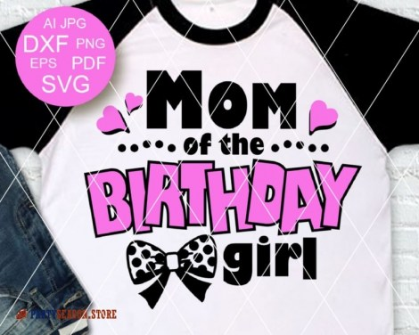 mom of the birthday girl Pink Party season 1