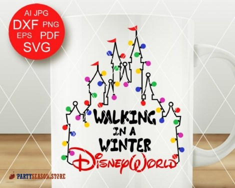 Winter Disneyworld Party Season 3