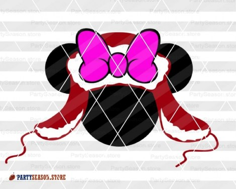 Minnie bow clipart Party Season 1
