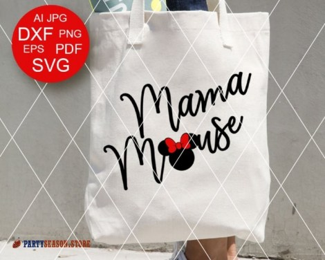 PartySeason Store mama Cut files 2