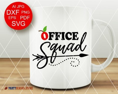 office squad Party Season store 1