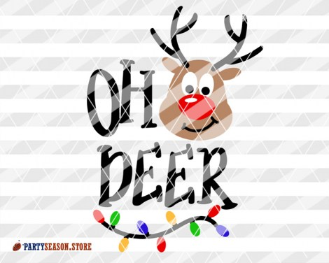 Oh deer Party Season store 2