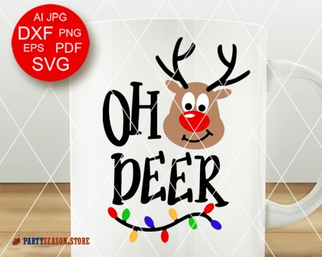 Oh deer Party Season store 1