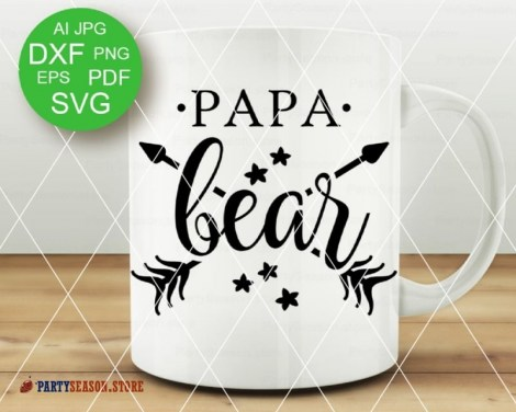 papa bear party season store 1