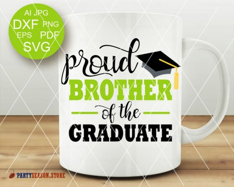 Proud Brother of the graduate Party Season 1